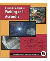 Design Guidelines for Welding and Assembly